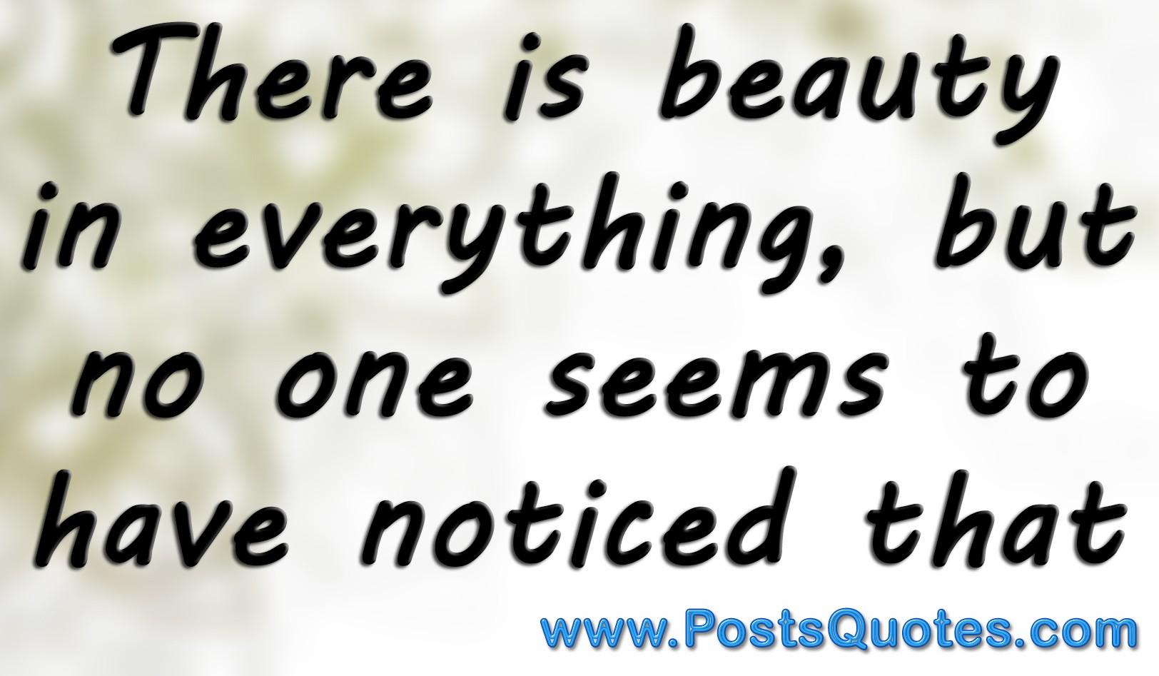 Pretty Quotes