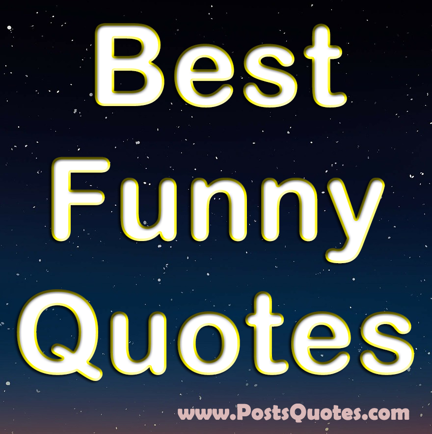 22 Best Funny Quotes