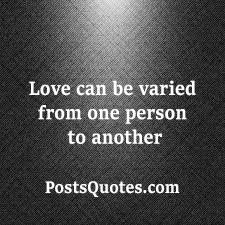 one side love status